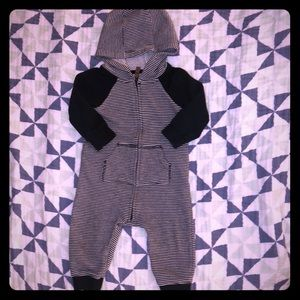 Carters, baby boy, size 9mons one piece
